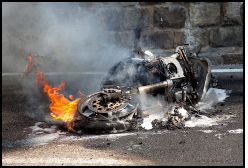 Perris Motorcycle Accident Attorney