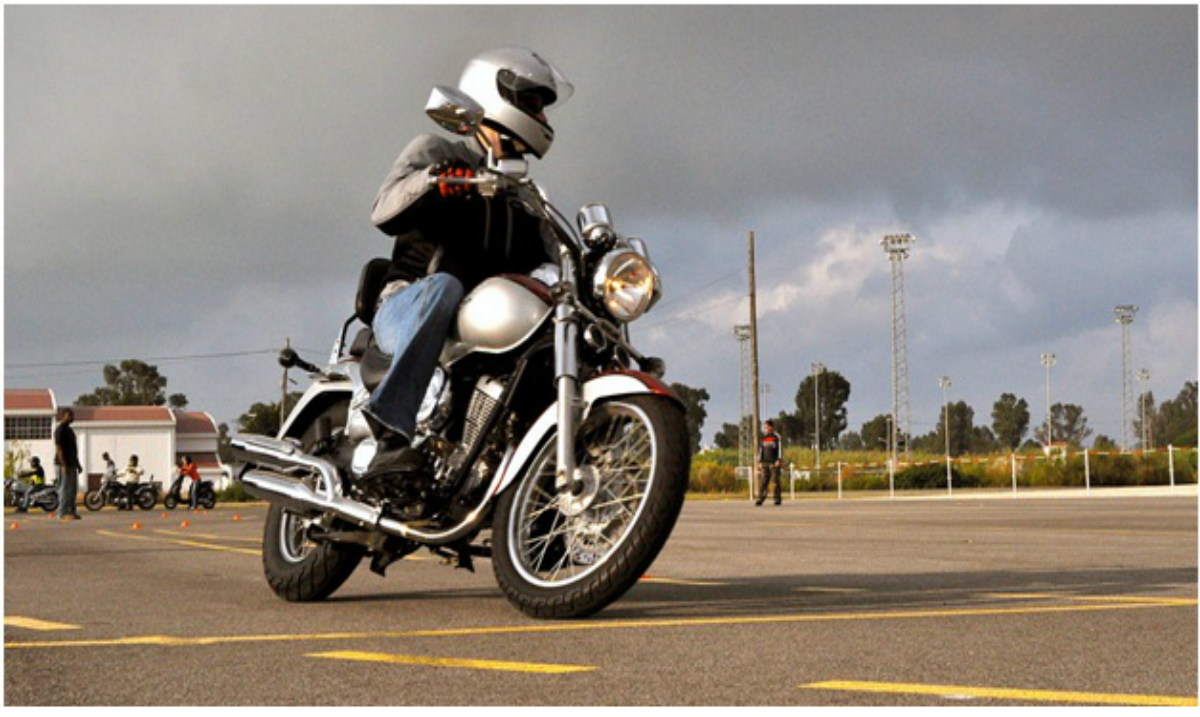 Ride Motorcycles more Safely