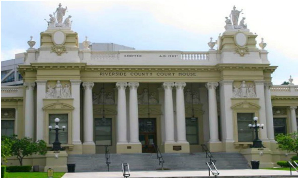 Riverside County Court House