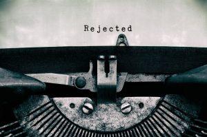 Rejected Letter