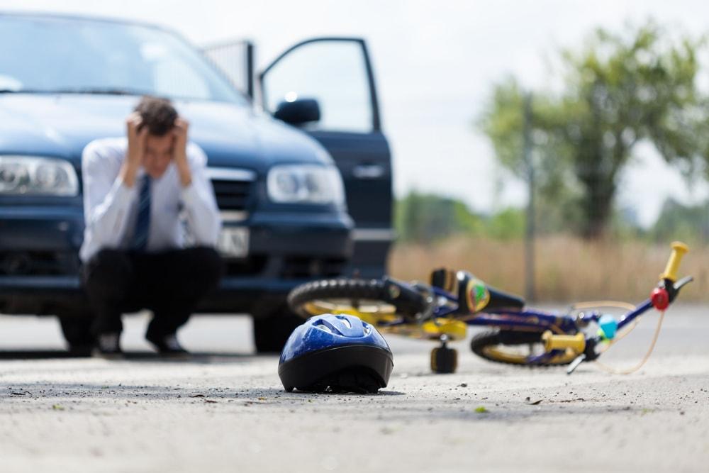 bicycle accident victim
