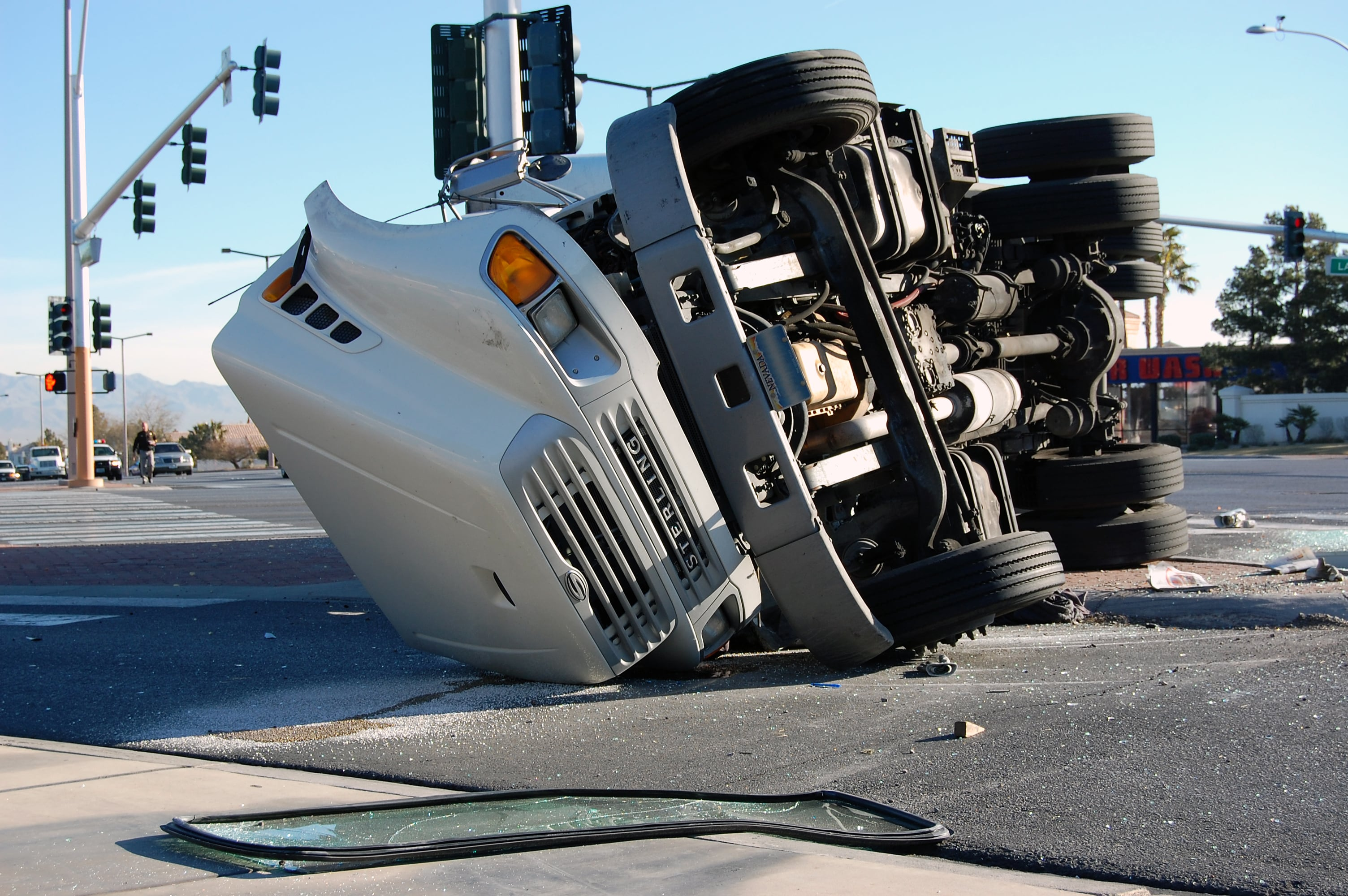 truck accident attorney in California