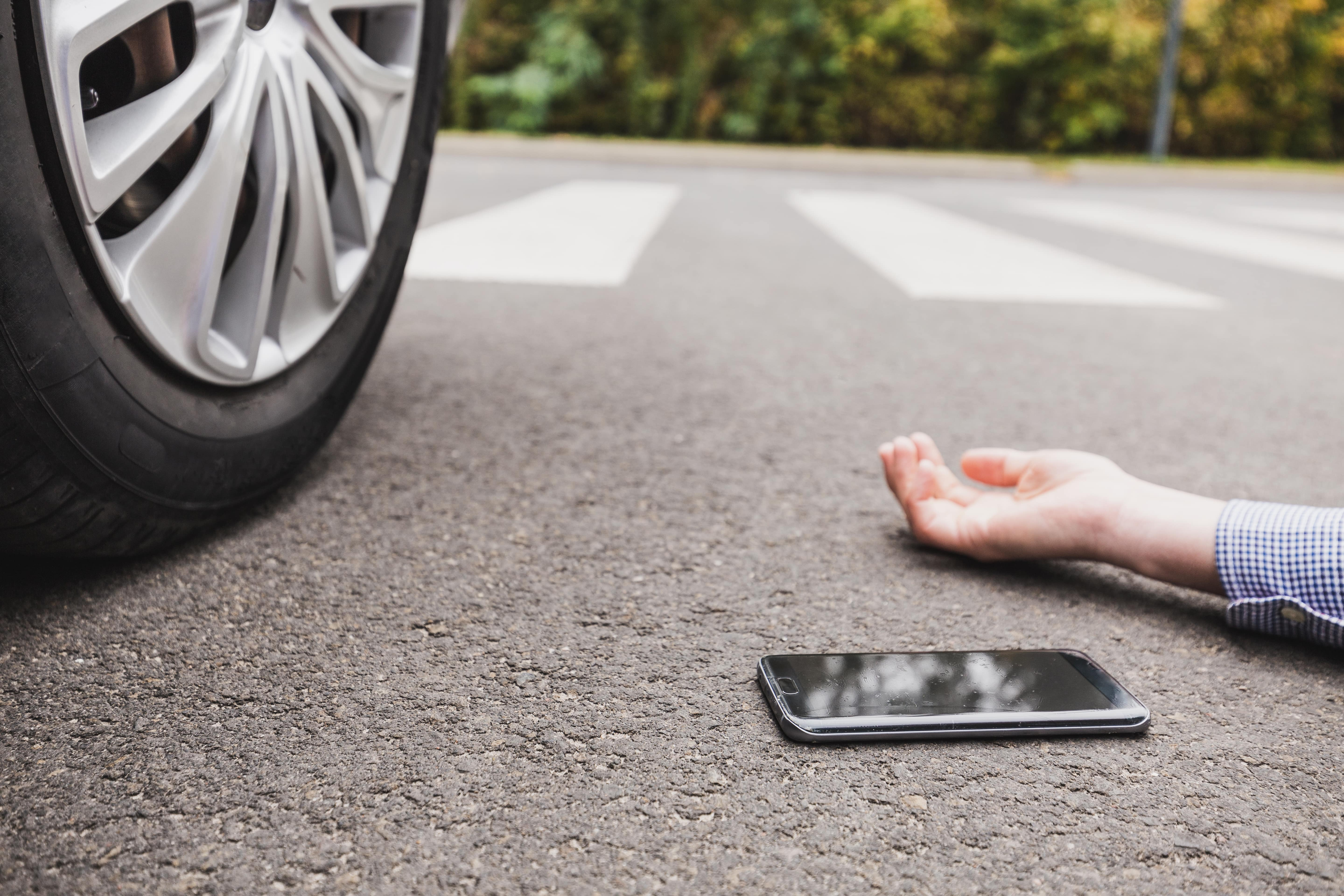 California Pedestrian Accident Attorney