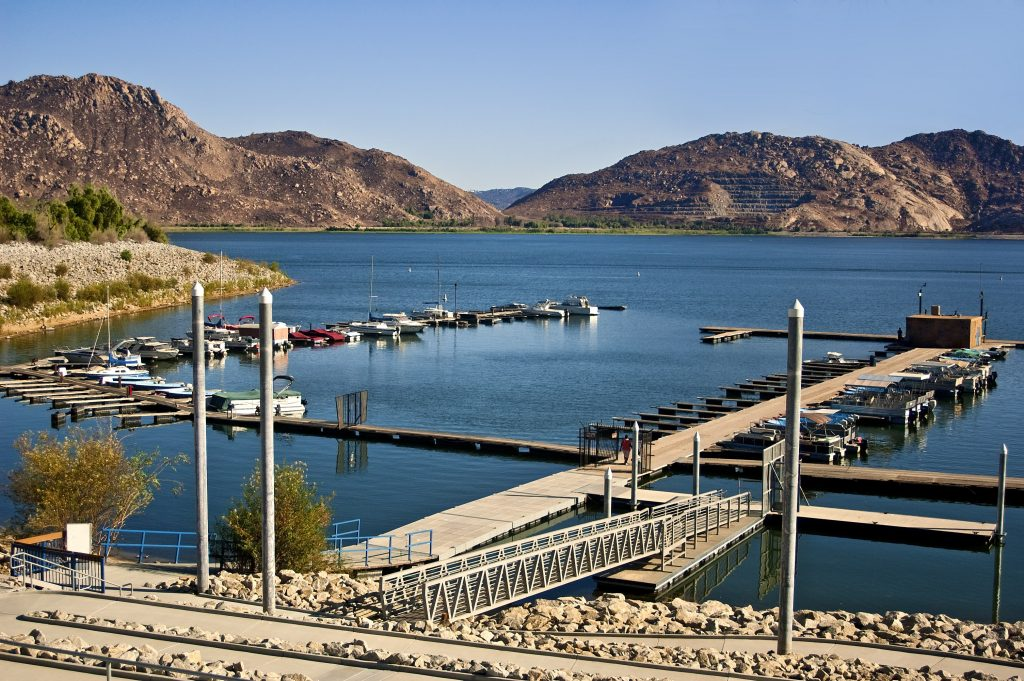 Lake Perris, California