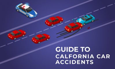 Guide To California Car Accidents