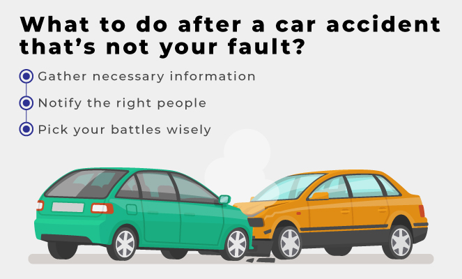 Steps To Follow After A Car Accident In California