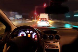 Rideshare driver in CA