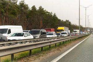 California traffic while carpooling and ridesharing