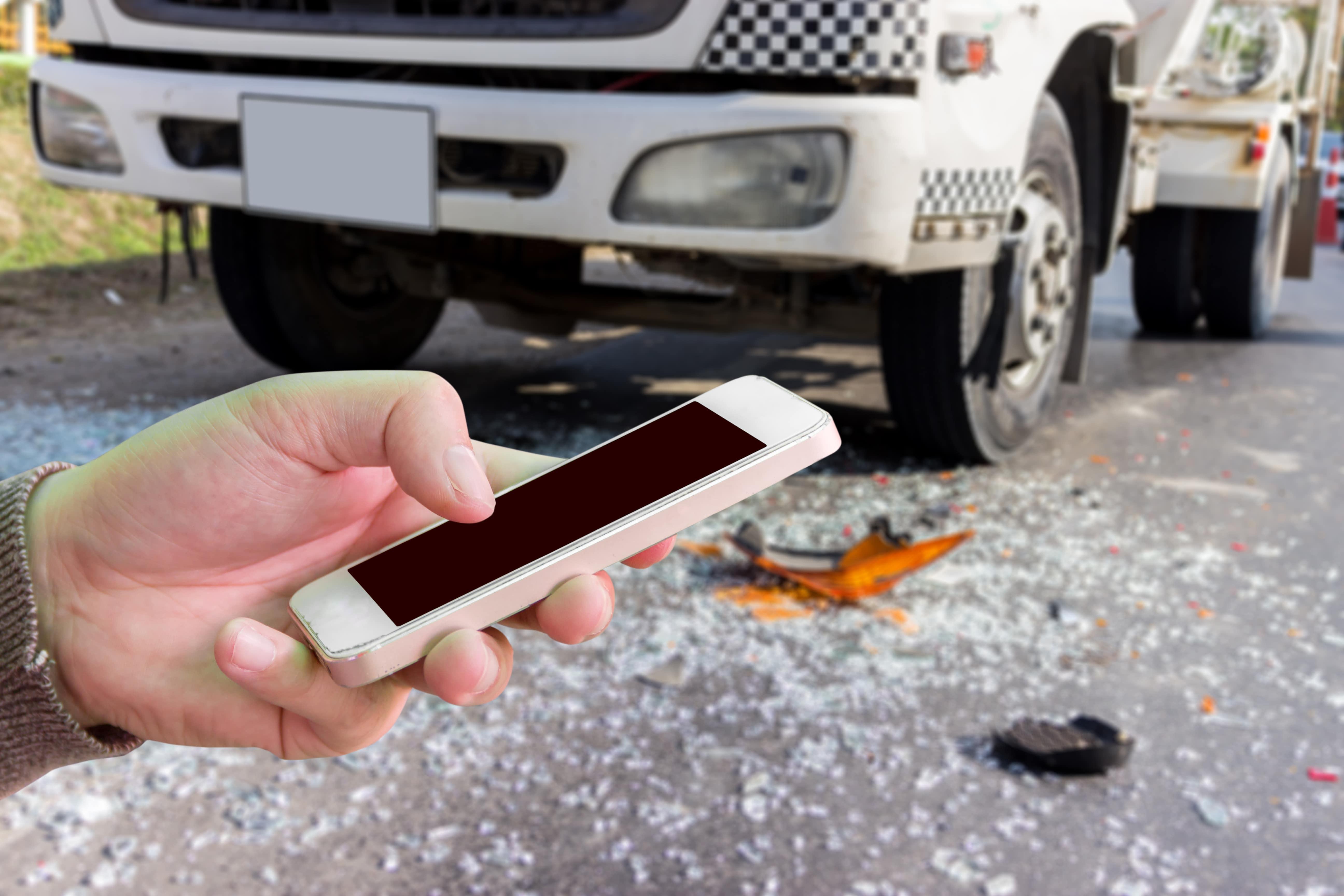 truck accident attorney in California