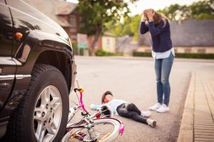 California bicycle accident